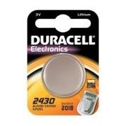 Duracell DL2430 CR2430 K2430L 3V Lithium 1er-Blister