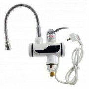 Robinet Electric Flexibil pentru Incalzit Apa cu Afisaj LED Putere 3000 W Apa Calda Instant 30°C - 60°C