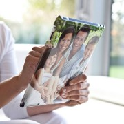 Personalised iPad Case with photo
