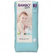 Bambo Nature Luier - Midi - maat 3 52 stuks