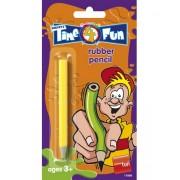 Creion din cauciuc flexibil
