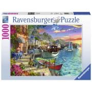 PUZZLE GRECIA, 1000 PIESE - RAVENSBURGER (RVSPA15271)