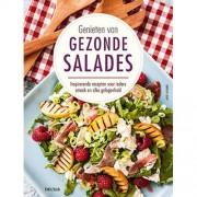 Genieten van gezonde salades - Anne Hjernoe