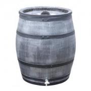Roto kunststof regenton 240 liter grijs