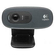 Logitech Hd Webcam C270, 1280 X 720 Pixeles, 720i, Usb 2.0, Negro, Recortar, Windows 7 Enterprise, Windows 7 Enterprise X64, Windows 7 Home Basic, Win