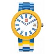 LEGO Brick Blue - ceas pentru adulți