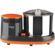 Vidiem WG ST 315 A Wet Grinder(Black, Orange)