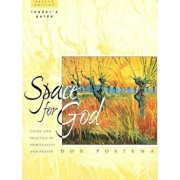 Space for God Leader's Guide: Study and Practice of Spirituality and Prayer, Paperback/Don Postema