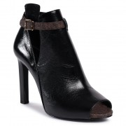 Боти MICHAEL MICHAEL KORS - Lawson Open Toe 40F0LAHS2L Blk/Brown