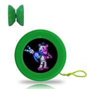 FNAF Game World Yo Yo Professional Responsive Trick Yo-Yo Plastic Yoyo Ball Bearing Spinning String Spin YOYO Toys