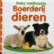 Spiru Baby Voelboekje: Boerderijdieren