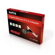 LAN card Netis AD-1103, 10/100/1000 Mbit, PCI-e + LP Bracket