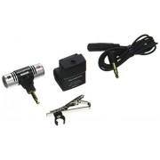 Olympus SEMA-1Mic Adapter Set para cámaras Digitales Micro Cuatro Tercera con AP1o AP2y
