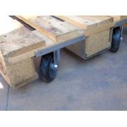 Pallet roller 97-KM250 voor EURO-pallets, 1st.