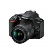 Nikon Camara nikon reflex d3500 24.2 mp 18-55 wifi/full hd/bluetooth/funda+libro digital
