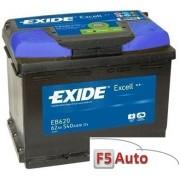 Acumulator EXIDE Excell 62Ah 540A