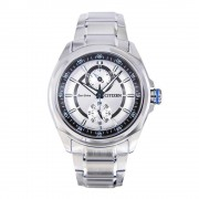 Citizen Eco-Drive Men's Stainless Steel Watch BU3000-55A