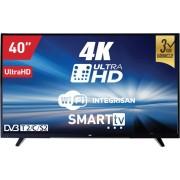 "Televizor TV 40"" Smart LED Vox 40DSW293V, 3840x2160 (Ultra HD), HDMI, USB, T2"