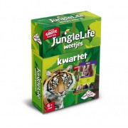 Jungle life weetjes Kwartet | Identity Games