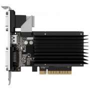 Placa video Gainward nVidia GeForce GT710 SilentFX 2 GB DDR3 64 bit - second hand