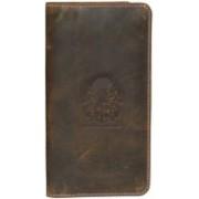 Kan Passport Pouch(Brown)