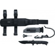Kit Supravietuire Umarex Elite Force EF 703, Cutit si Accesorii