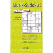 Schott Musik-Sudoku 2 Spiel