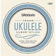 D'Addario EJ65T Pro-Art Custom Extruded Nylon Ukulele Strings Tenor