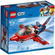 Lego City Great Vehicles: Airshow Jet (60177)