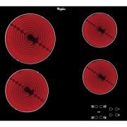 Плот за вграждане - керамика/четворка Whirlpool AKT 8090 NE