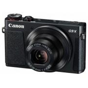 Aparat Foto Digital Canon PowerShot G9 X, 20.2 MP, Zoom Optic 3x, Filmare Full HD (Negru)