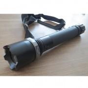 GL-7911-Q3 - Метален фенер CREE Q3 с регулировка на фокуса