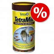 TetraMin alimento en copos ¡en oferta!.- 2 x 1.000 ml - Pack Ahorro