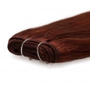 Rapunzel® Extensions Naturali Hair Weft Original Liscio 5.5 Mahogany Brown 50 cm
