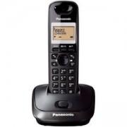 Безжичен DECT телефон Panasonic KX-TG 2511, Черен, 1015047