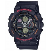 Casio G-Shock GA-140-1A4ER - Klockor - Svart