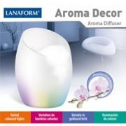 Lanaform AROMA DECOR Лампа за арома и свето терапия