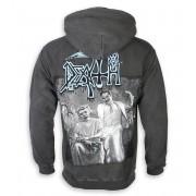 kapucnis pulóver férfi Death - SPIRITUAL HEALING - PLASTIC HEAD - KU056