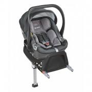 Brevi Silla de auto NIKI i-Size 40-80 cm Gris Melange