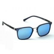 I-GOG Retro Square Sunglasses(Blue)