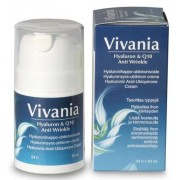 Krem Vivania - Kwas hialuronowy i koenzymem Q10