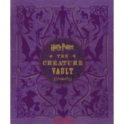Titan Books Harry Potter - The Creature Vault - Jody Revensonová