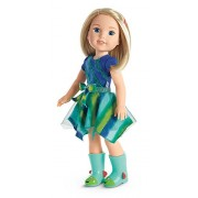 American Girl Wellie Wishers American Girl Camille Doll