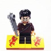 MinifigurePacks: Lego Indiana Jones Bundle(1) CEMETERY WARRIOR(1) FIGURE DISPLAY BASE(1) FIGURE ACCESSORY