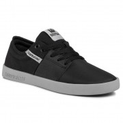 Teniși SUPRA - Stacks II 08183-057-M Black Tuf/Lt Grey