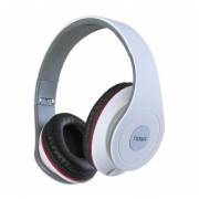 Auriculares Over-Ear Noganet X-10-Blanco