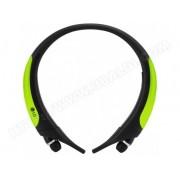 TBD Casque stéréo Bluetooth Vert