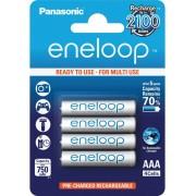 Panasonic baterije eneloop AAA/4B (BK-4MCCE/4BE) 18598**