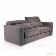 Canapea moderna cu saltea memory foam STATUS 140 S322KA03 JG
