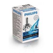 BEC AUTO FAR XENON PHILIPS D1S BLUE VISION ULTRA 85V 35W PK32D-2 BUCATI / 1 CUTIE